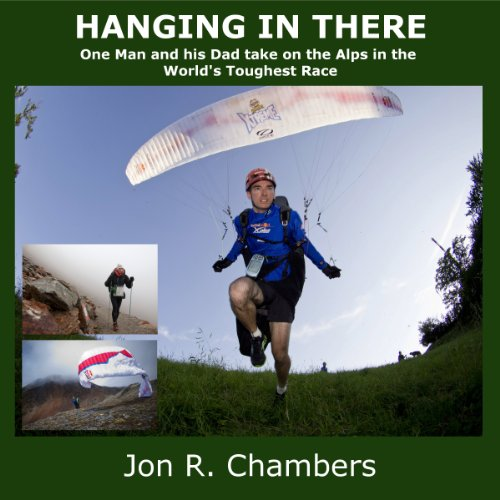 Hanging in There audiobook cover art