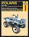 Polaris ATV 250CC Thru 800CC 1998 THRU 2006 (Owners' Workshop Manual)