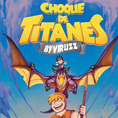Choque de Titanes audiobook cover art