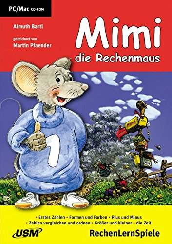 Mimi, die Rechenmaus [import allemand]