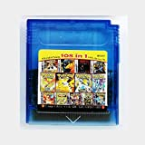 Game Boy Color cartridge 108 games in 1 (multi cart for Game Boy, GBC)