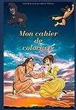 Mon cahier de coloriage: journal de coloriage, carnet de coloriage, coloris, gribouillage spécial TARZAN