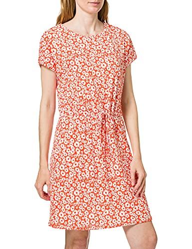 Only ONLPELLA May S/S Dress JRS Vestido, Koi/AOP: Retro Flower, S para Mujer