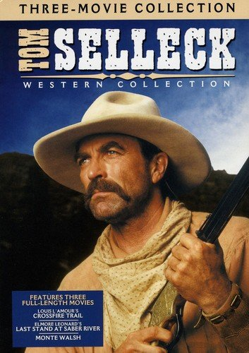 Tom Selleck Western Collection (...