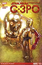 STAR WARS C3PO COMIC #1. Origin of the Red Arm as featured in The Force Awakens. Limited Edition Printing. Robinson, Tony Harris. Former Fanexpo item.