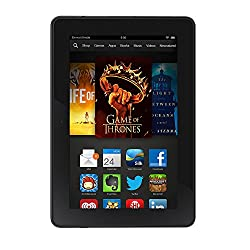 "Kindle Fire HDX 7"" Tablet on Amazon"
