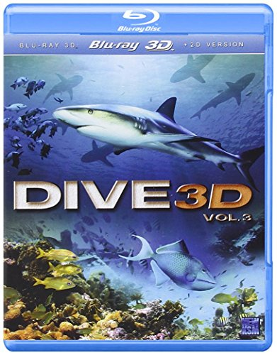 Dive 3D - Volume 3 (Blu-Ray 3D + Blu-Ray)