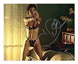 Halle Berry Signiert Autogramme 21cm x 29.7cm Plakat Foto
