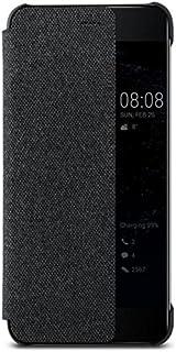 Huawei P10 Smart View Flip Cover Case (Dark Grey)