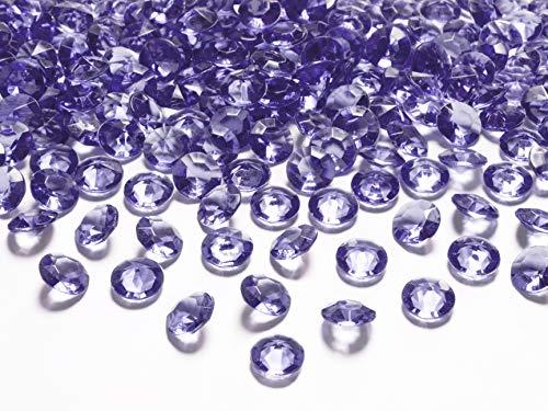 MultiProject diamanten sierstenen 12 mm 1,2 cm ijskristal acrylstenen decoratie bruiloft tafeldecoratie