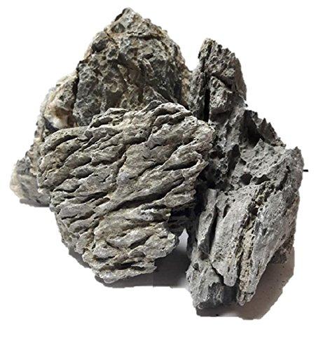水槽装飾 青龍石 形状お任せ3個(約1100g) アクア風景 インテリア アクアリウムオーナメント 飾り石