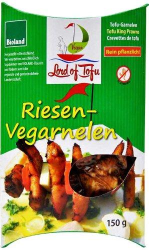 Lord of Tofu Bio Riesen-Vegarnelen 150g