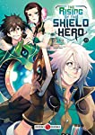 The Rising of the Shield Hero Edition simple Tome 15