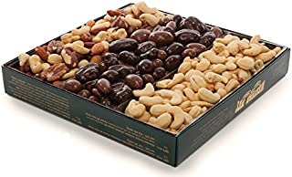 Western Nut Company Forest Gold Gift Box, Nut Lover's Deluxe Mix Pack, 2 lbs 4 oz