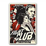 Suuyar Movie Poster Leinwand Fight Club Klassische