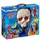 Playmobil Isla Del Tesoro Maletín