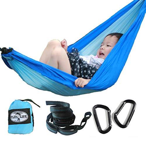 funlife Parachute Camping Kids Swing Portable Hammock for Outdoor Fun