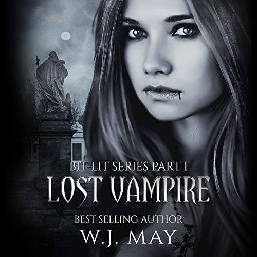 Lost Vampire audiobook cover art