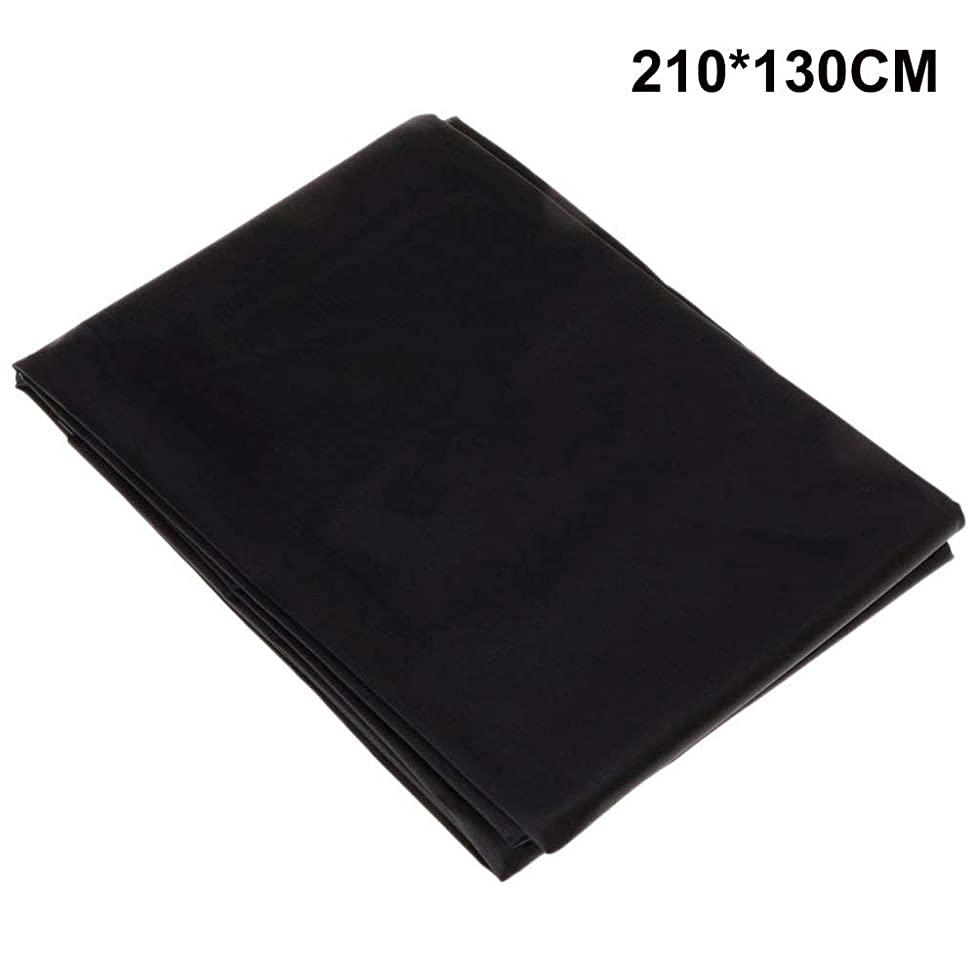CozyFeel PVC Bed Sheet for Wet Games, Full Size Waterproof Bedding Set J102