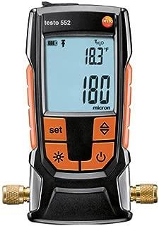 testo vacuum gauge