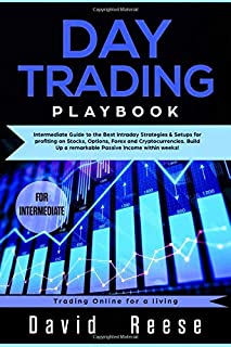 Day Trading Playbook: Intermediate Guide to the Best Intraday Strategies & Setups for Profiting on Stocks, Options, Forex ...