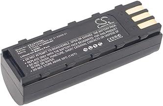 cellePhone batería Li-Ion para Motorola MT2000 MT2070 MT2090 (reemplazado KT-BTYMT-01R) - 2600 mAh