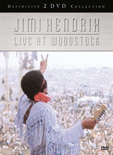 Jimi Hendrix - Live at Woodstock [2 DVDs]