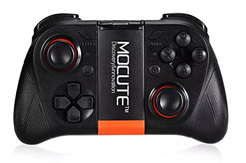 Control Wireless Bluetooth Gamepad para Videojuegos Mocute - Smartphone, Tablet, Android y Pc
