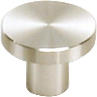 Laurey 89401 Cabinet Hardware Stainless Steel Knob, 1-1/4-Inch