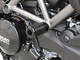 Protectores de motor Carbono Ducati Monster 620 02-06