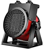 COOYT Calentador de Espacios, Pesado Industrial Calentador eléctrico con Ayuda de un Ventilador,...
