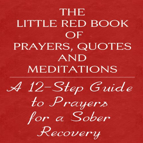 The Little Red Book of Prayers, Quotes and Meditations audiobook cover art