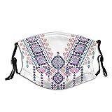 Comfortable Windproof mask,Ethnic African...