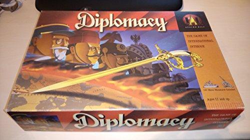 Avalon Hill 41307100 - Diplomacy