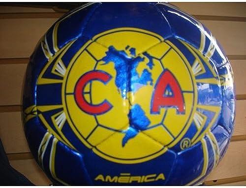 Rhinox America Mexikanischen Offizielles Fußball ca Gelb Blau