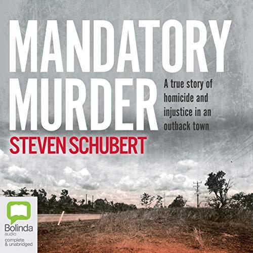Mandatory Murder Audiobook By Steven Schubert cover art