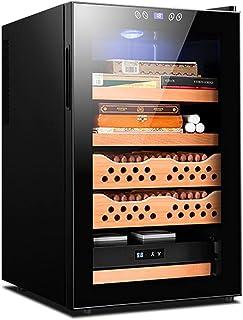 Humidors Intelligent konstant temperatur och luftfuktighet cigarr skåp kontor cigarr intelligent konstant luftfuktighet ce...