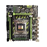 ACYY X79G M.2 Placa Base LGA 2011 DDR3 PLATAFORTE para IN-Tel XEON E5 Core I7 CPU Placerera Placa Base