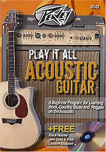 Peavey Presents, Play It All Acoustic Guitar Beginner