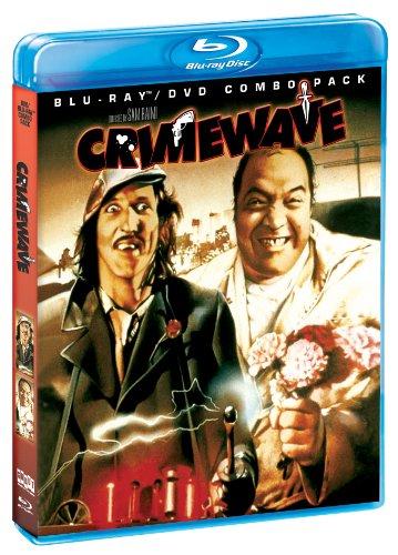 Crimewave (BluRay/DVD Combo)