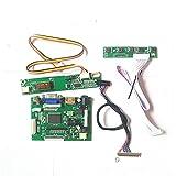 Para LP154WX4 (TL)(B1)/(TL)(B2)/(TL)(B4)/(TL)(B5) LVDS 30-Pin 15.4 VGA HDMI-Compatible AV 1280800 1CCFL LCD Controller Board (LP154WX4 (TL)(B1))
