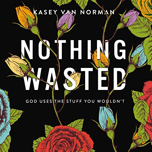 Nothing Wasted audiobook cover art