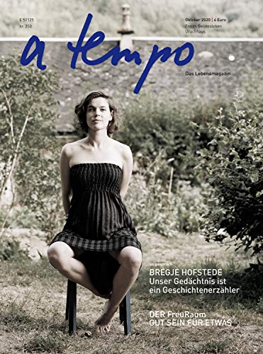 a tempo - Das Lebensmagazin: Oktober 2020