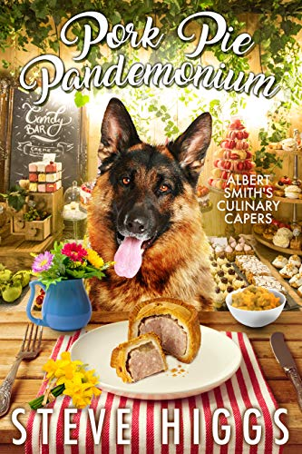 Pork Pie Pandemonium: Albert Smith's Culinary Capers Recipe 1 by [steve higgs]
