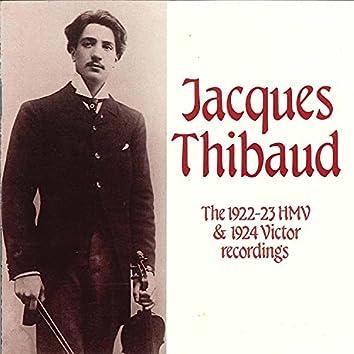 Franck, Granados & Others: Violin Works