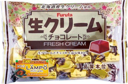 フルタ製菓 生クリームチョコ ファミリーパック 184g