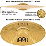 Immagine 2 meinl cymbals hcs1314 10s tx5aw