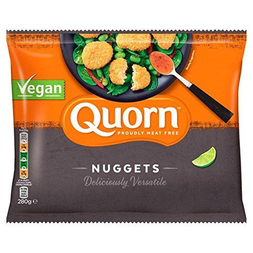 Quorn NUGGETS QUORN VEGANO 280g (Pack de 6)