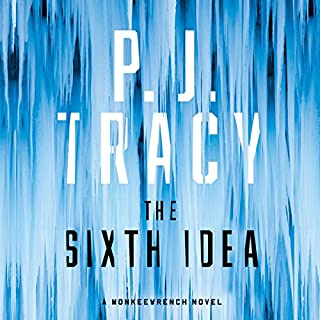 The Sixth Idea audiobook cover art