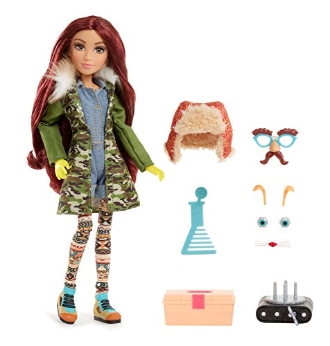 Project Mc2 Experiment with Doll - Camryn's Wind-Up Robot by Project Mc2